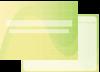 波形グラフ(黄緑)